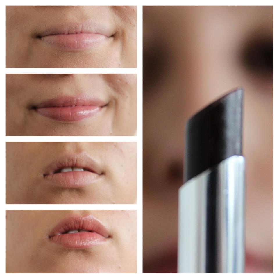 Clinique black honey lipstick for a reddish brown