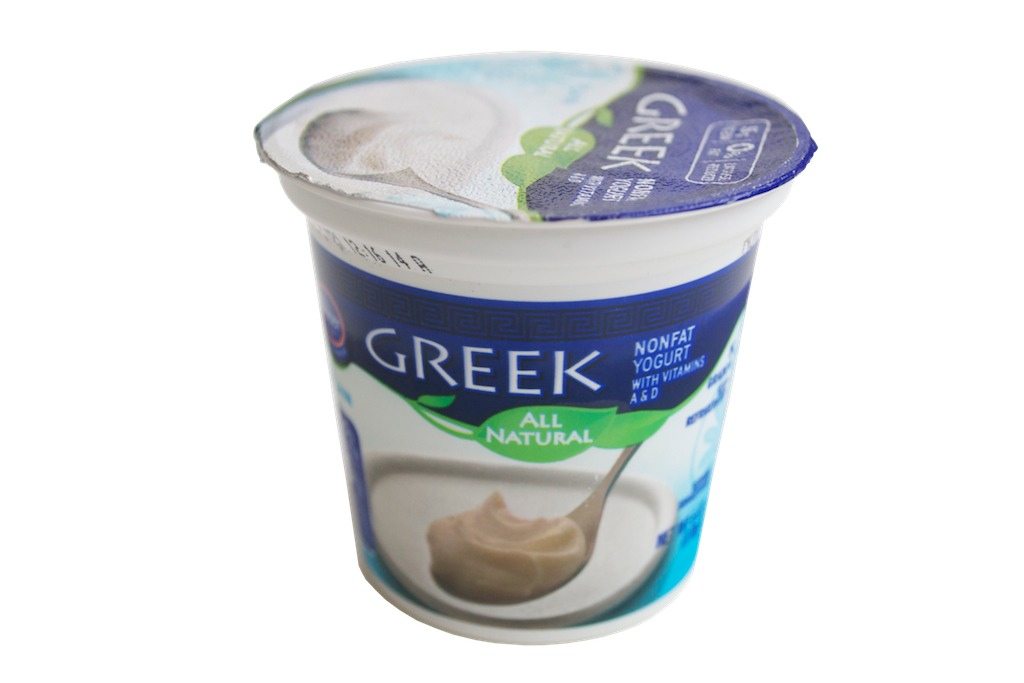 tsp of Greek yoghurt