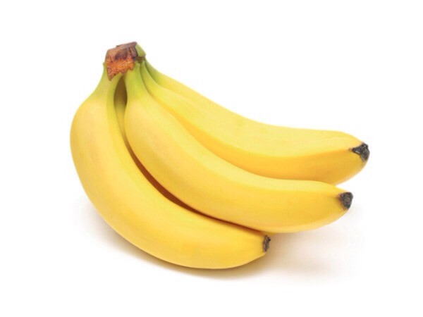 2 bananas (peeled and cut crosswise into thirds).