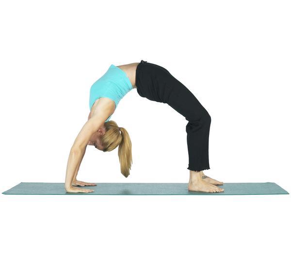 back bending