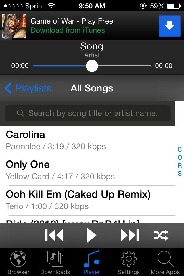 Voila! Free music 🎧😎