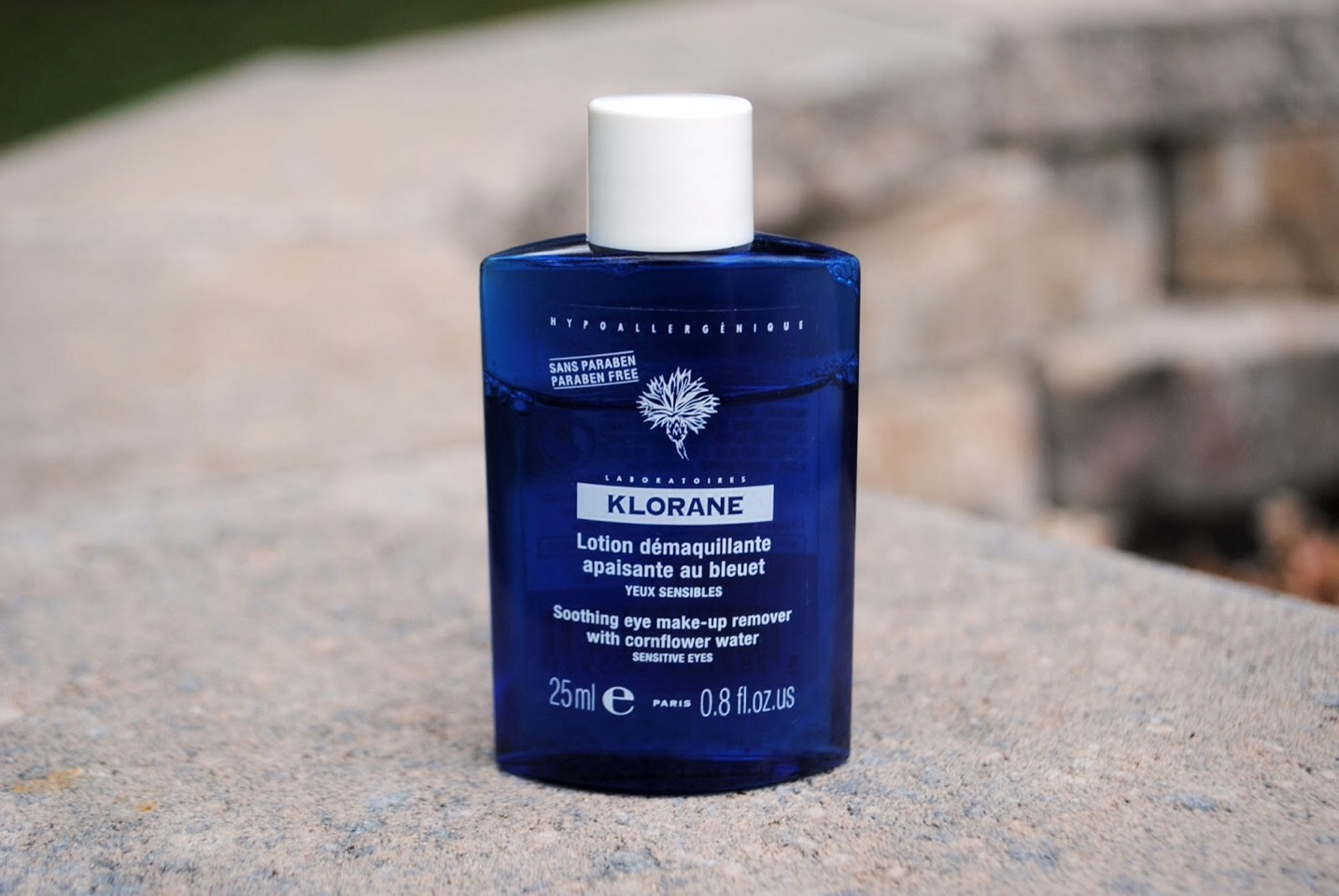 Klorane Soothing Makeup Remover With Cornflower Water $9.00 drugstore.com