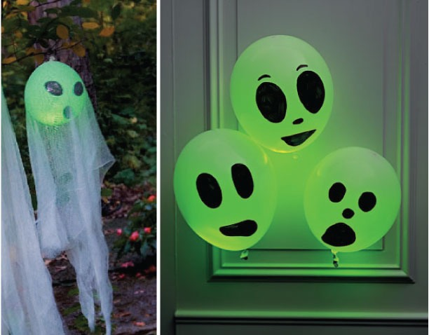 Diy Halloween Decorations By Alice Sabrina Musely