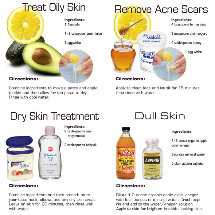 Treat Oily Skin Acne Dry Skin And Dull Skin By Angeles