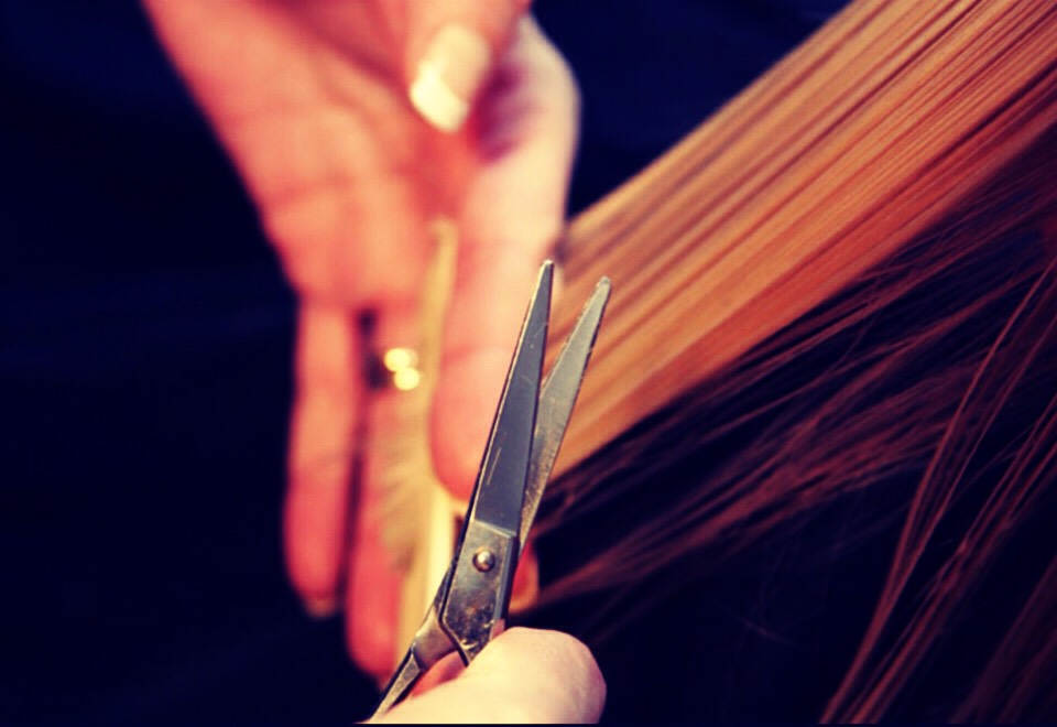 And last of all!!... Trim your hair :) trimming your hair atlest every 6 months doesn't mean cutting off all you have grown but trimming your split ends , which stops ur hair looking like its growing longer but instead will get thicker , next time you go for a trim ask for a dust trim :)