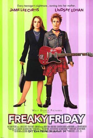 21. Freaky Friday (2003)