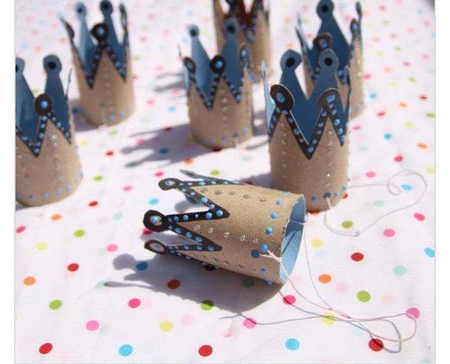 Little party crowns 👑
