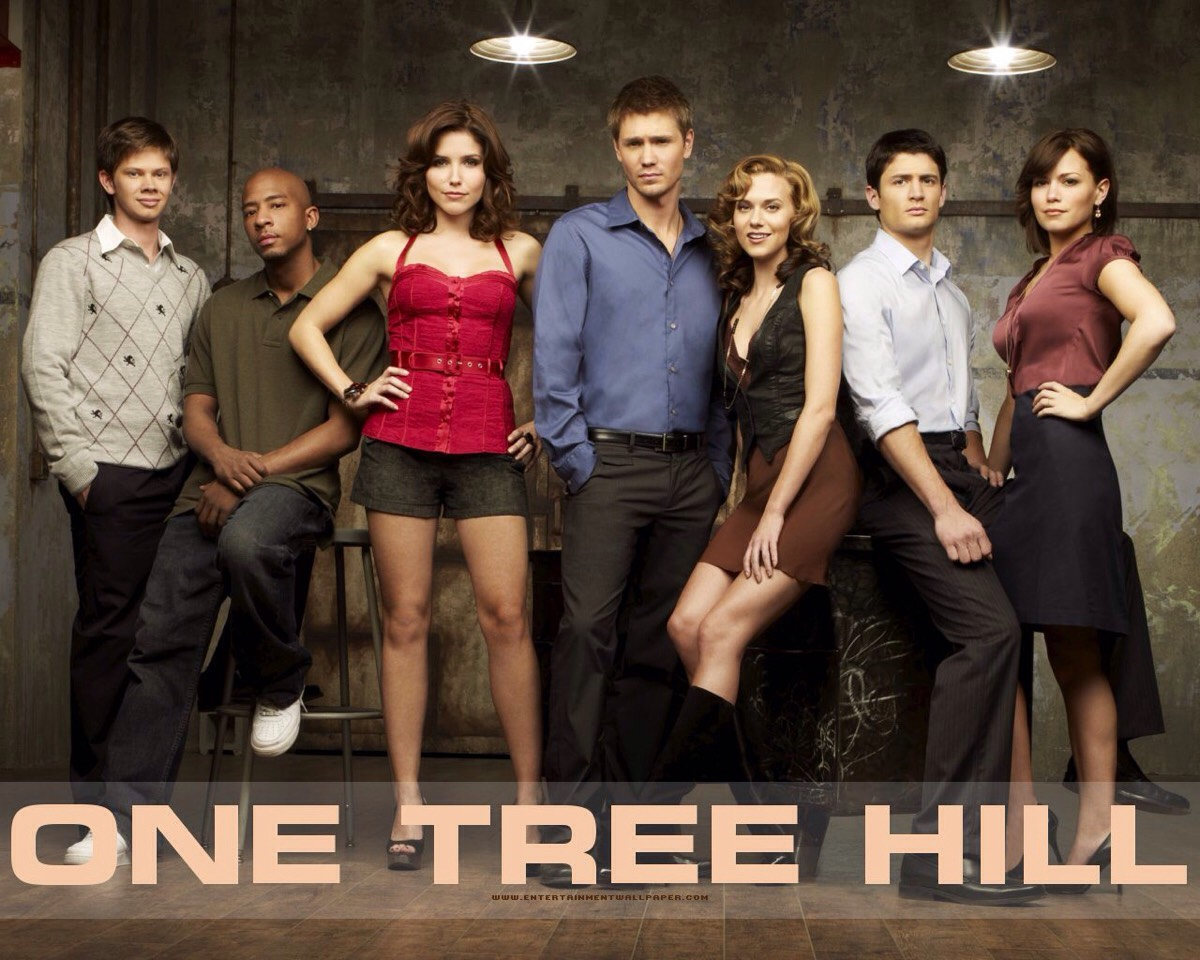 One Tree Hill follows the eventful lives of some high school kids in Tree Hill, where the greatest source of pride is the high school basketball team.