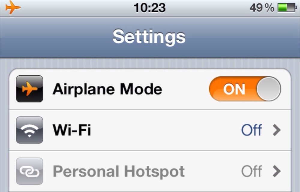 Turn your phone on flight mode and you won't get any messages or notifications until you turn it on again :)
