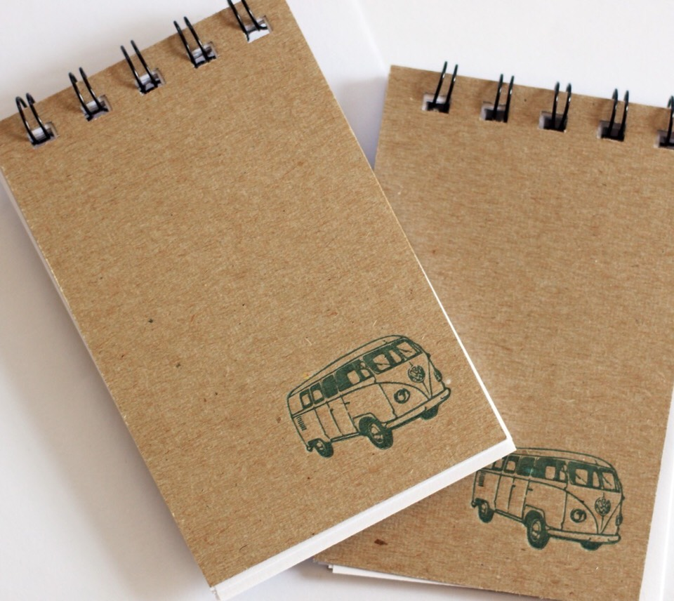 Any type of notepad/notebook