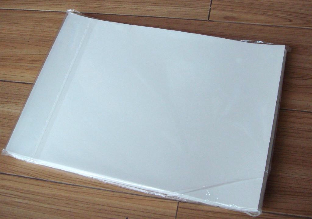 The transfer paper (no other kind of paper works), and print the image you wanted using the transfer paper