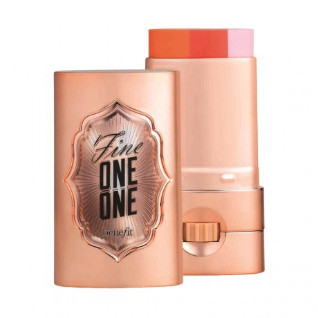 Applyon the highest part of your cheekbones+ blend upwards + outwardsto open the face.(Benefit Fine One One, $30,Sephora.com)