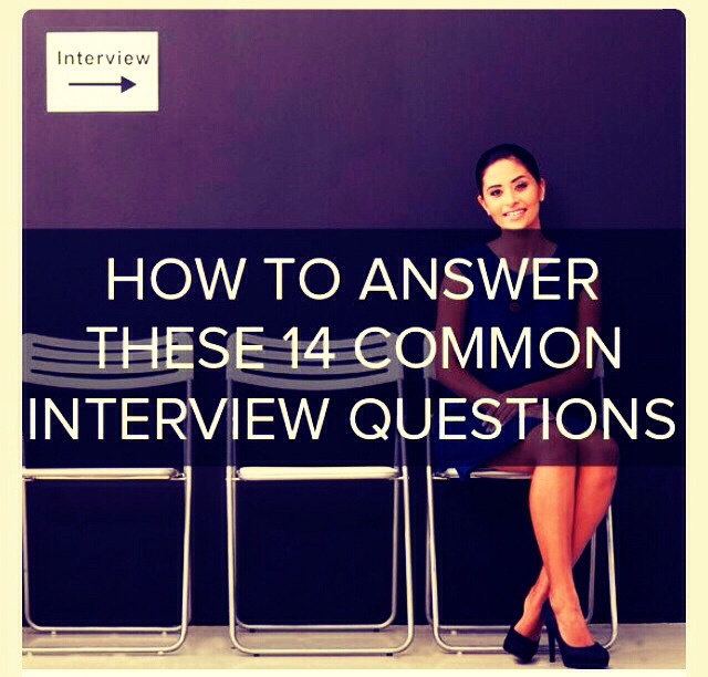 http://www.savvysugar.com/Typical-Job-Interview-Questions-Answers-20280663