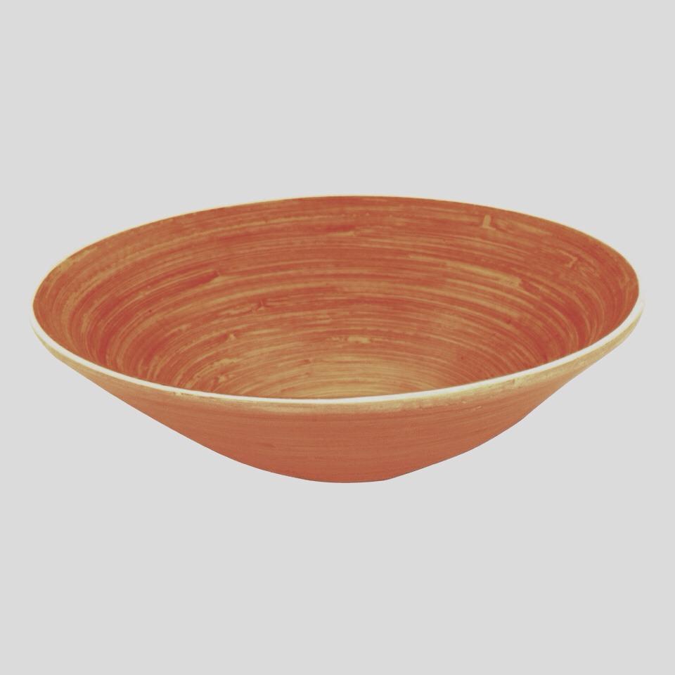 Then a BIG bowl.