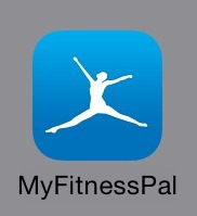This app helps you keep track of the calories you eat! I love it!