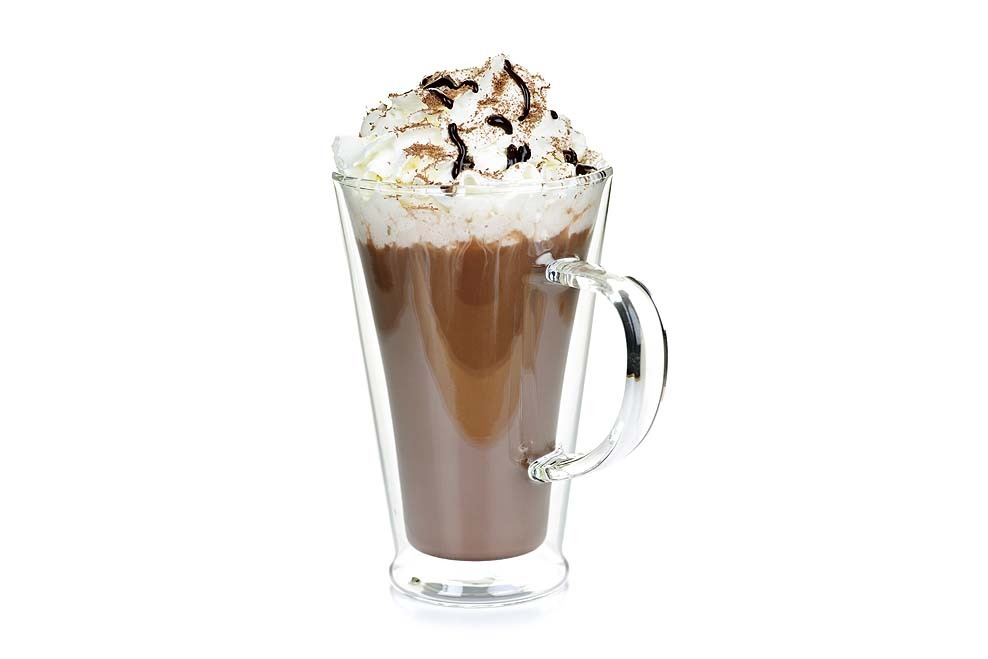 I am going to show you how to make hot chocolate^_^!