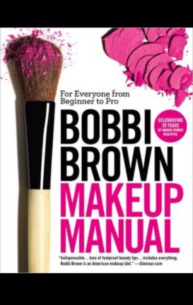 If you're going to trust anyone for makeup advice it might as well be a professional. Bobbi Brown has made a living from makeup and has 25+ years of makeup styling experience up her sleeve. This book covers every aspect of facial makeup from skincare to which tools to use. This books is a must!