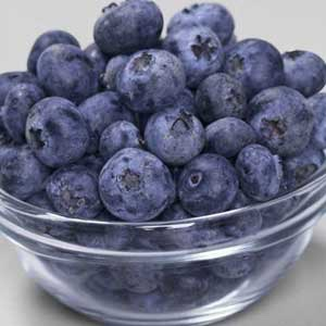 "Blueberries: Exotic super fruits may come and go but when it comes to vitamin C, ""It's hard to top this nutrient superhero,"" C is critical for circulation to the scalp and supports the tiny blood vessels that feed the follicles. Too little C in your diet can lead to hair breakage."