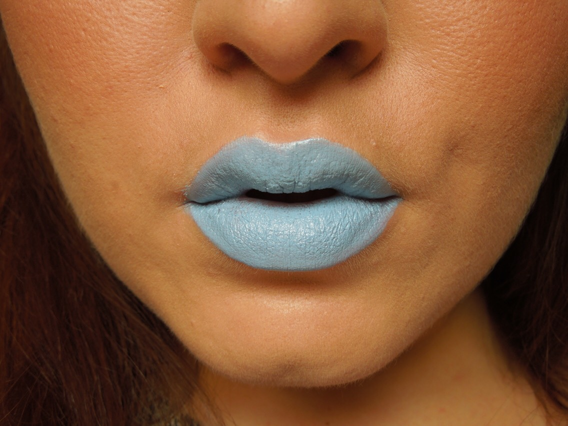 9) For a slightly cheaper alternative for Serenity, try out the NYX Macaroon Lippie in Earl Grey