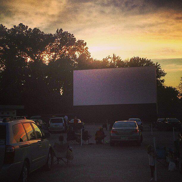 15. Go to a drive in movie theatre