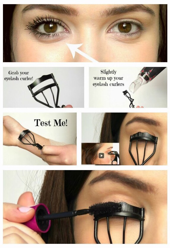 How To Make Eyelashes Look Longer