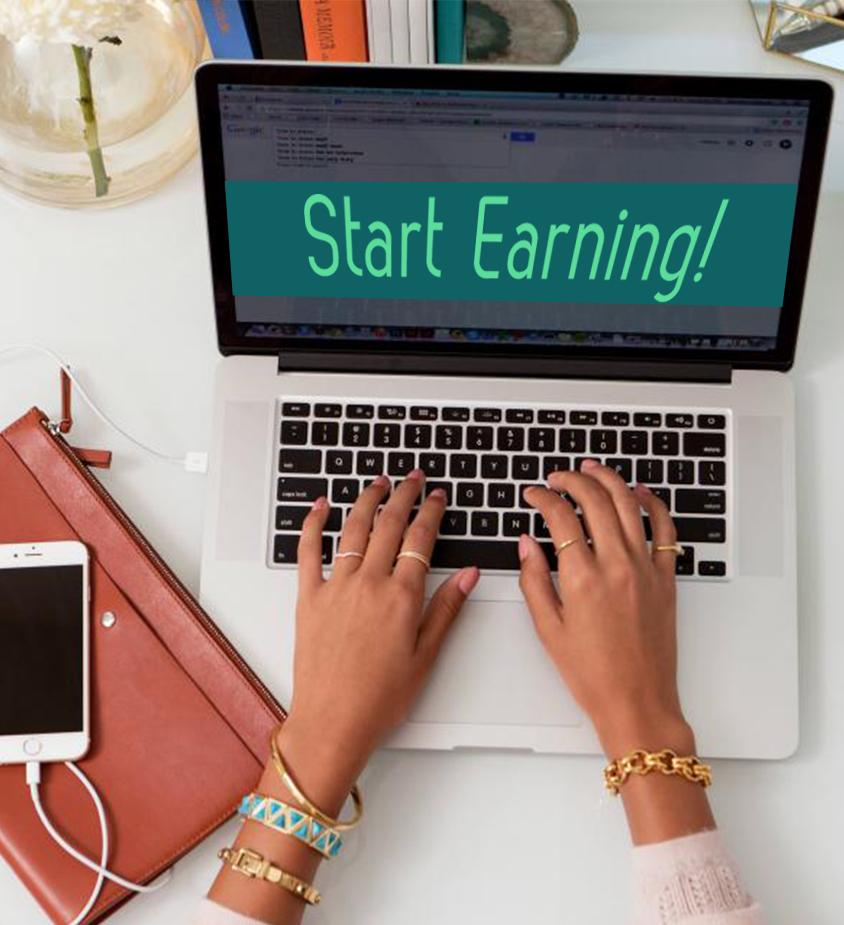 Start Earning!  Once you complete the simple checklist to become a Muse, you can start earning muse perks!  Want to know what your first Muse Perk will be? You'll get a 50% coupon for the Trusper store!