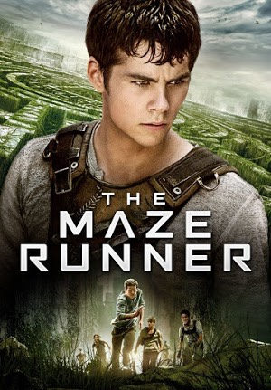 THE MAZE RUNNER // Rated PG-13  A teen with no memory of the outside world awakens in a gigantic maze guarded by deadly creatures, and plots a daring escape with a group of other boys who are also trapped.