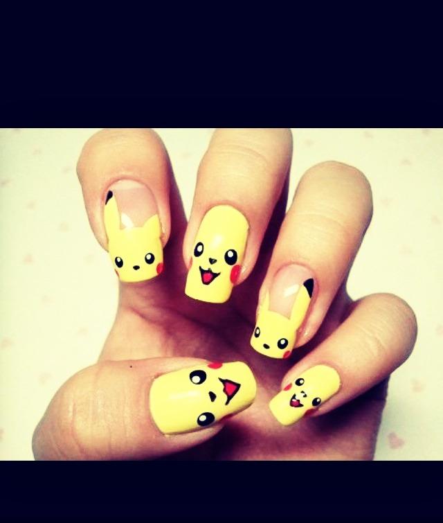 Pikachu design😋