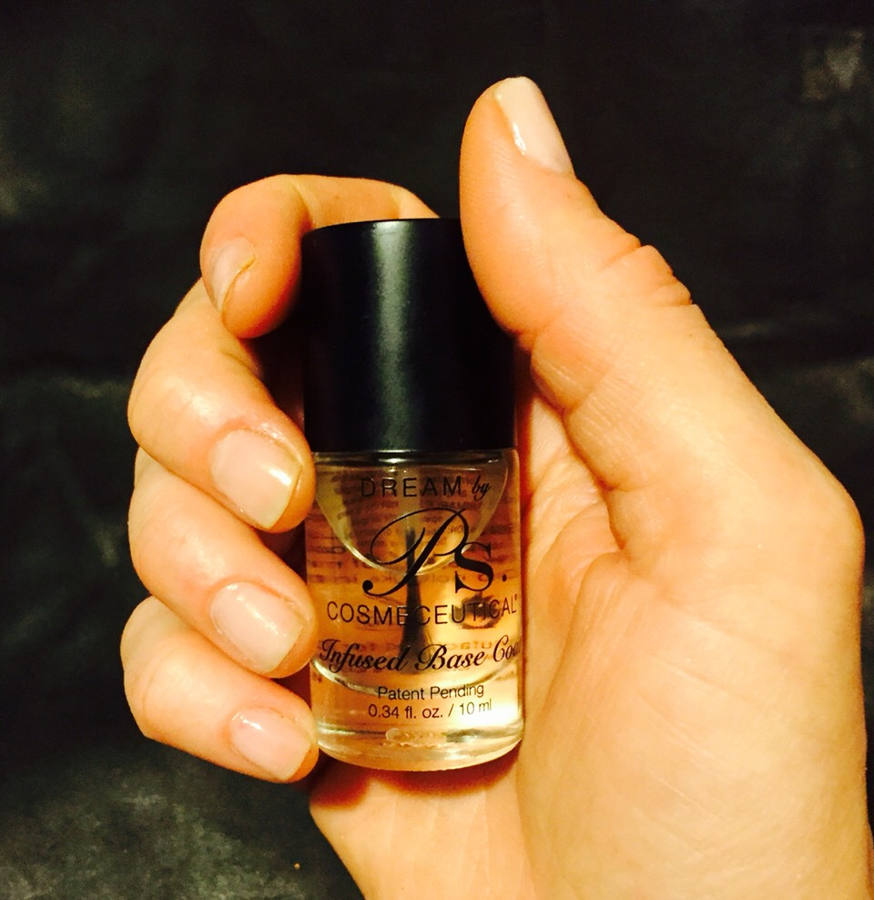 I am so in love with DREAM by PS COSMECEUTICAL nail polish that I gave away every bottle of any other brand I had. www.pspolish.com