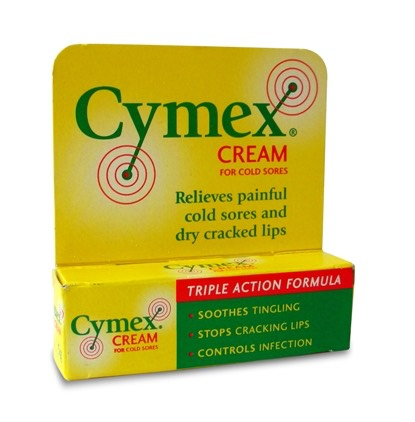 Usual creams for Cole sore e.g cymex, Zovirax work aswell if u apply them a lot throughout the day 😊