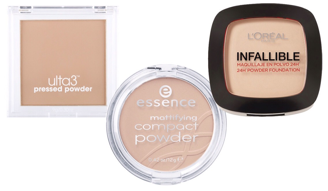 """PRESSED POWDER 