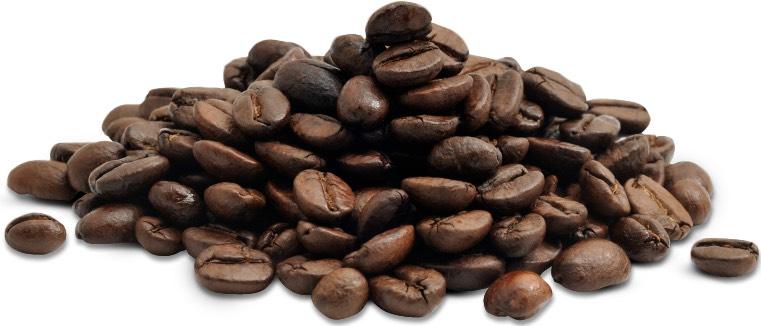 1 teaspoon of coffee beans