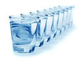 Drink Water!-Not only is water a zero calorie drink, it also is important to keep yourself hydrated. Keeping up your water intake can help speed up your metabolism and keep you fuller to help curb your appetite.