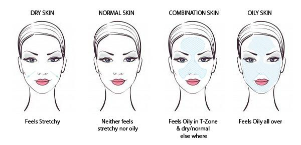 Skin Science And Analysis (part 2)-How to Test What Skin Type you Have