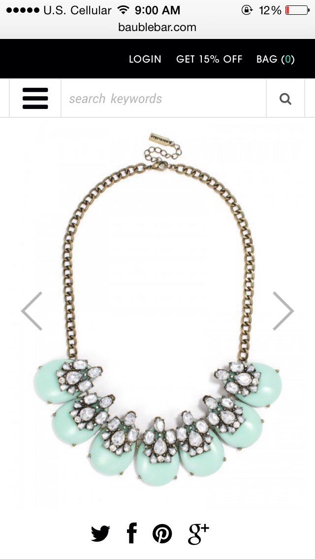 🎀Statement necklace 1🎀