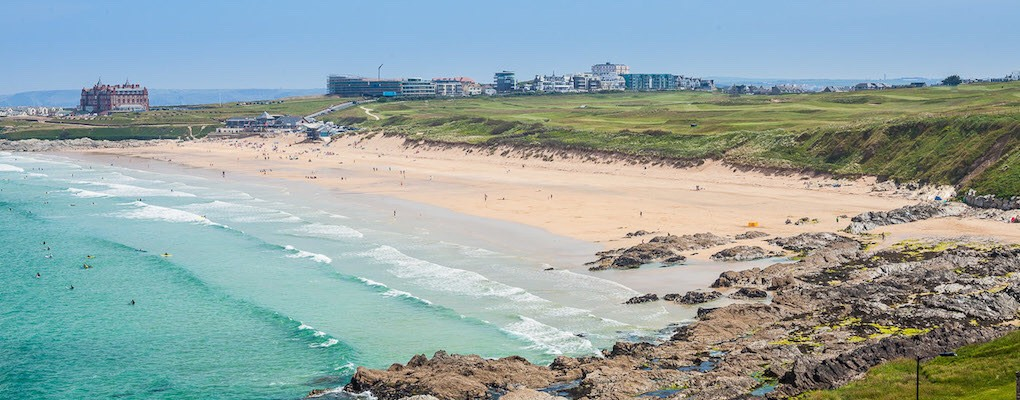 Newquay. I love the beaches, restaurants, shops but mostly the night clubs. The walkabout I love the food there is exceptional. There is also a zoo in Newquay and a skate park.