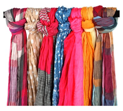 Scarfs ~~~~~~ If your feeling lazy just add a scarf to make your outfit look spiced up and like you tried😊