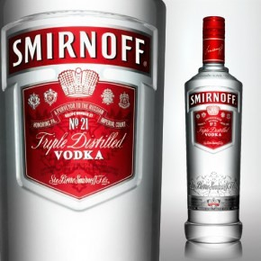 Then you'll choose Vodka of your choice, I use Smirnoff, Youll probably need 1 cup and 1/2 or depending on how strong you want the shots to be .Before you put in the Vodka you'll want to let the jello mixture cool down so the alcohol does not evaporate.