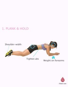 30 second plank