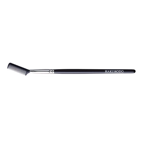 Use an eyelash comb or a old and dry mascara wand to comb through any clumps