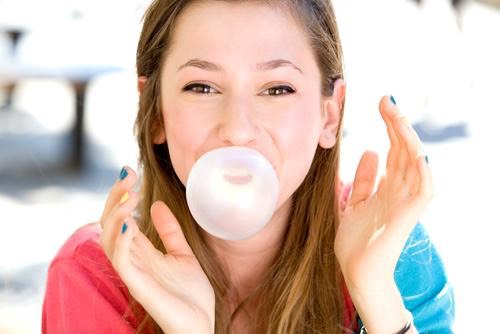 Chew the same flavor of gum when you study and take your test. This has been scientifically proven to help jog your memory.