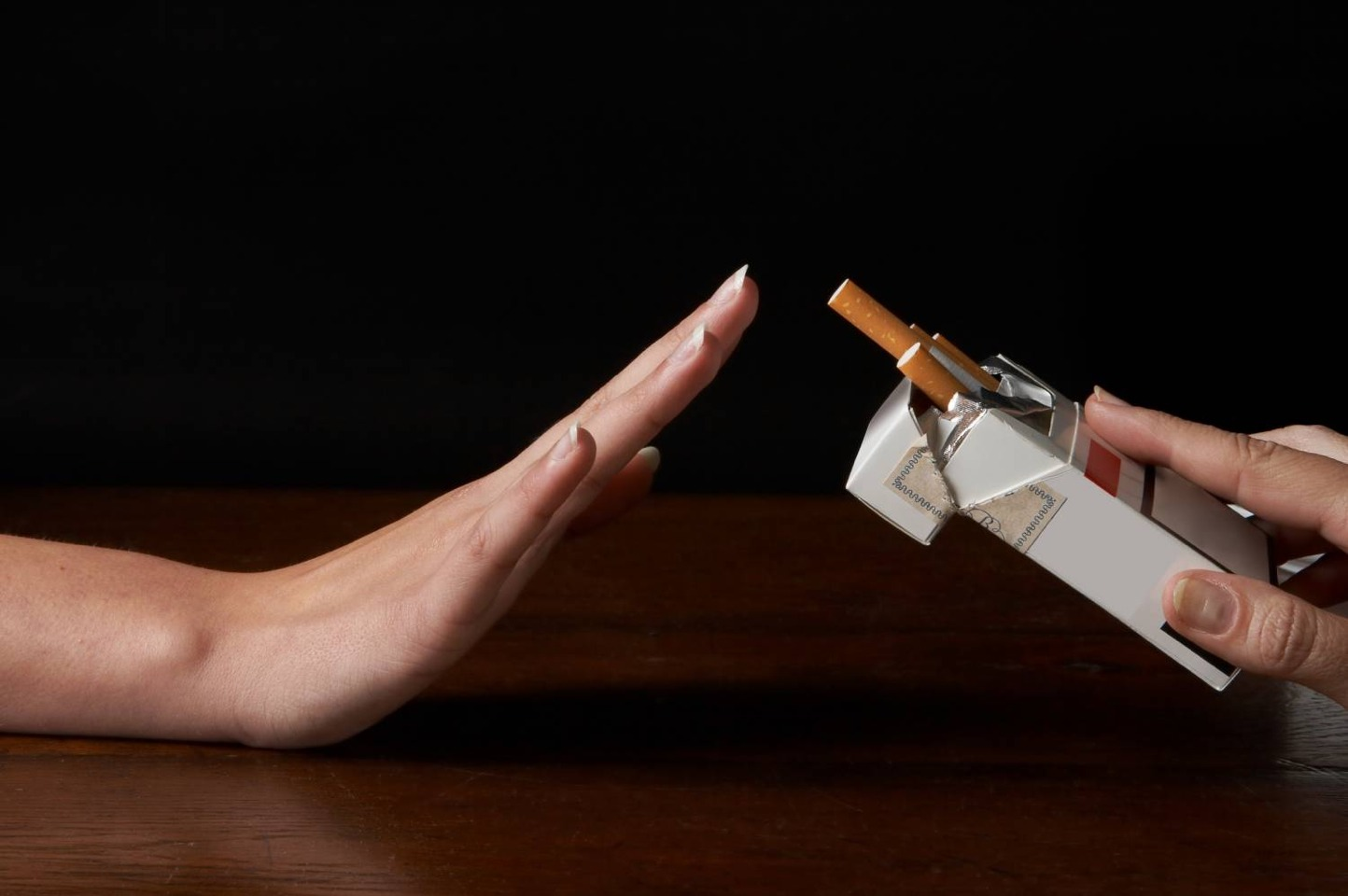 If you're trying to quit smoking go to a sauna for three days in a row. You'll sweat out the nicotine and it'll be easier to quit.
