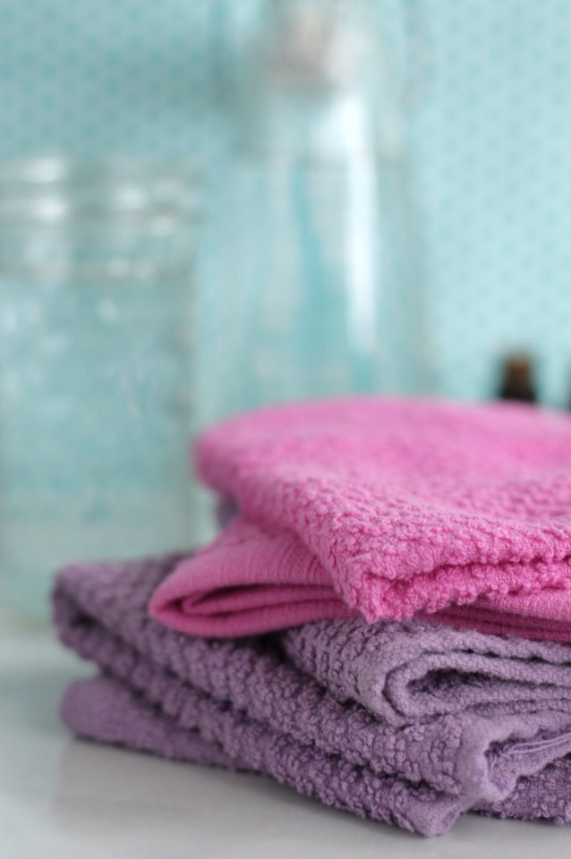 http://livesimply.me/2014/08/12/diy-cleaning-wipes-reusable-disinfecting/