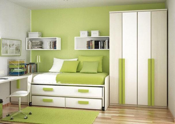 Tips to make a room seem bigger!