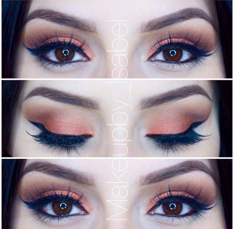 Beautiful Everyday Makeup Looks By Andrea Rivaas Musely - Everyday-makeup-looks