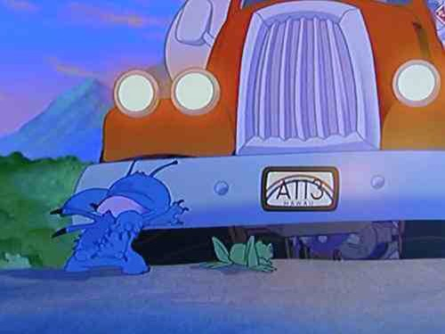 """But strangely, it also showed up in non-Pixar movies, such as """"Lilo and Stitch."""""""