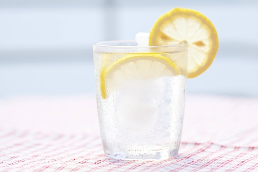 Drink more lemon water!  Improves skin, helps with weight loss, improves immune system, freshens breath, natural energy booster, loaded with nutrients, aids in digestion.. The benefits are truly endless!!