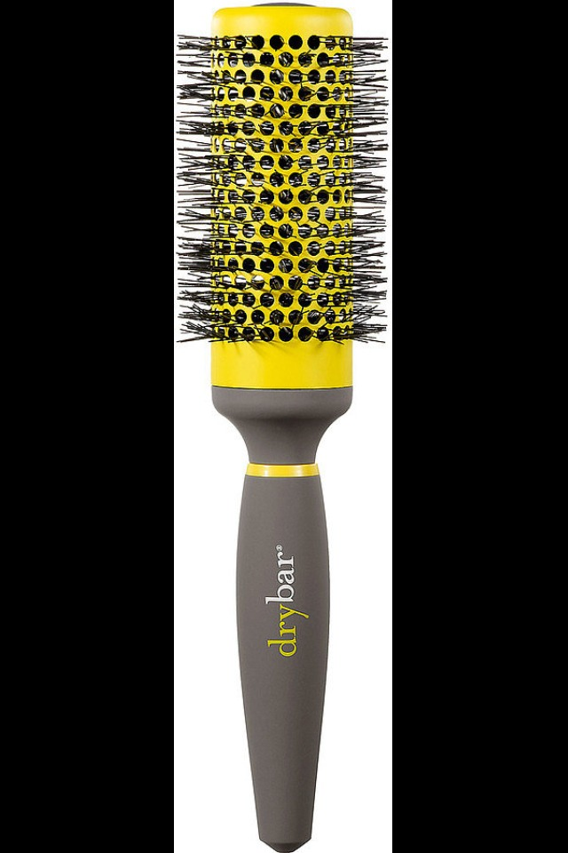 For Creating Curls . . . One major mistake women make is using a metal round brush to dry their hair when it's wet. Think about it: you're basically heating up metal with your blow dryer and then sicking your strands on it. Can you say sizzle? Instead, use a metal round tool