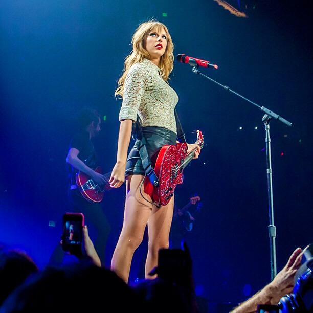 Taylor Swift. 🎵