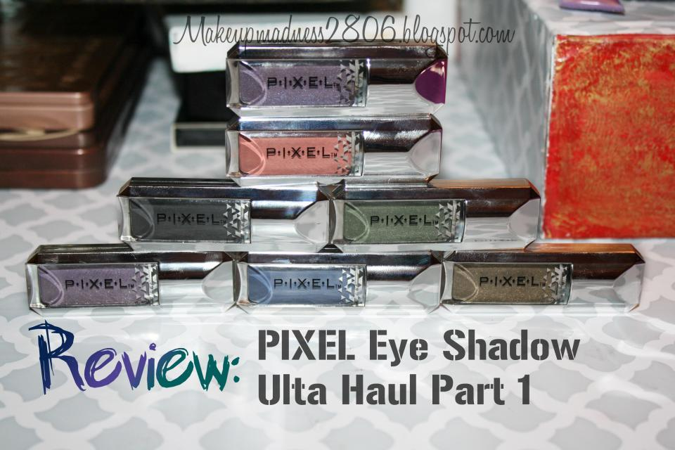 For a full review please check out my blog.   This eyeshadow it pigmented, blendable, and beautiful.